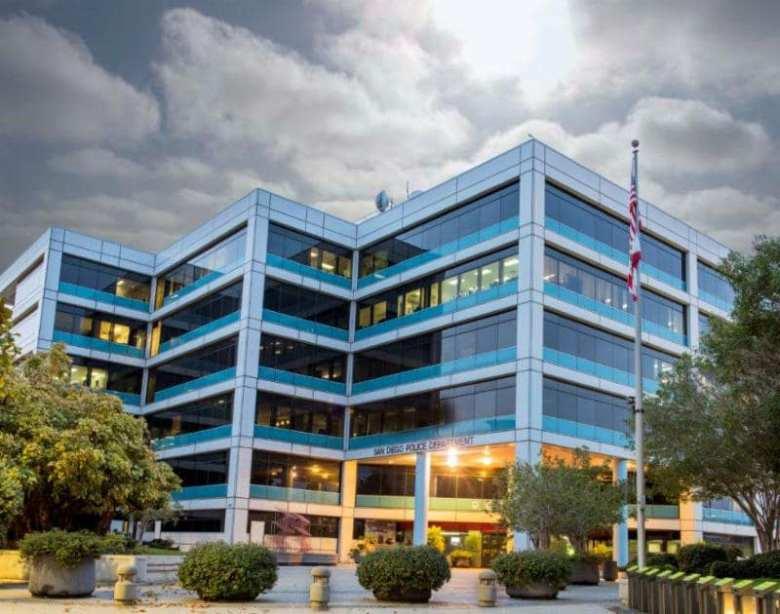 Law enforcement Headquarters Downtown