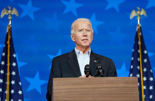 Likely President-elect Joe Biden