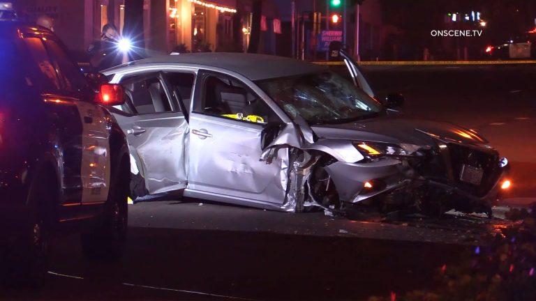 La Jolla Fatal Crash
