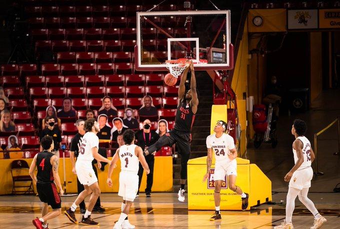 Mountain West College Basketball NCAA