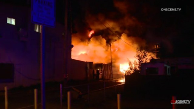 North County Arson Fire departments