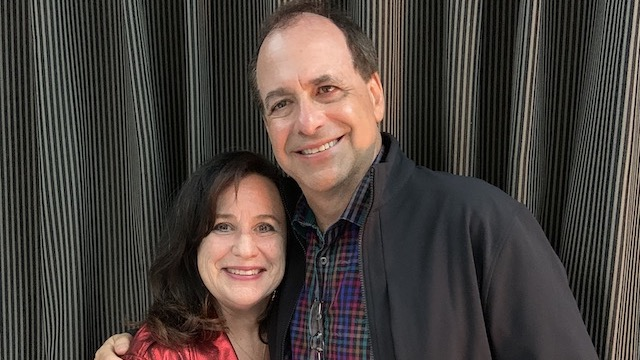 Hanna and Mark Gleiberman