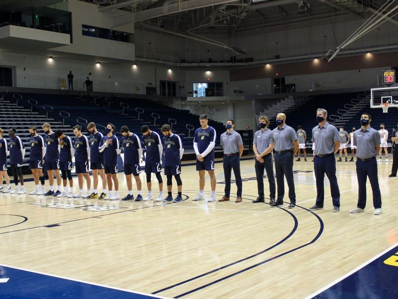 UCSD College Basketball Division I