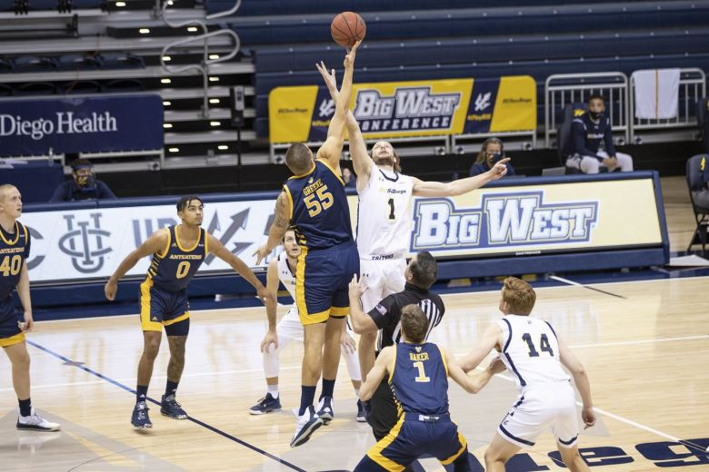 UCSD Big West Division I