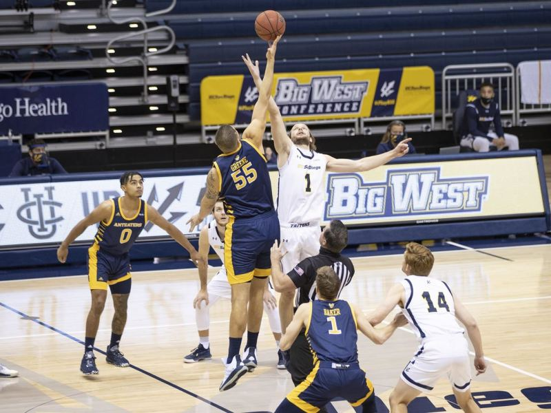 UCSD Big West Division I