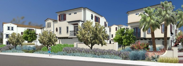 North County Townhomes Real estate