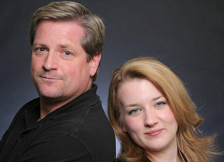 Rob and Jocelyn Taylor