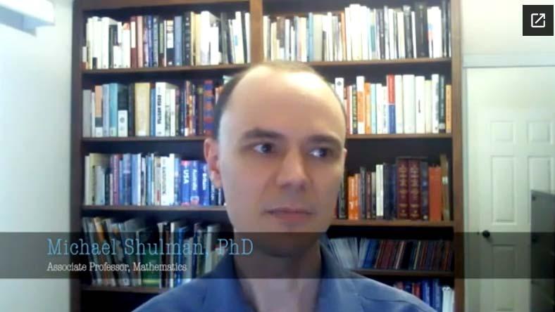 USD Professor Michael Shulman