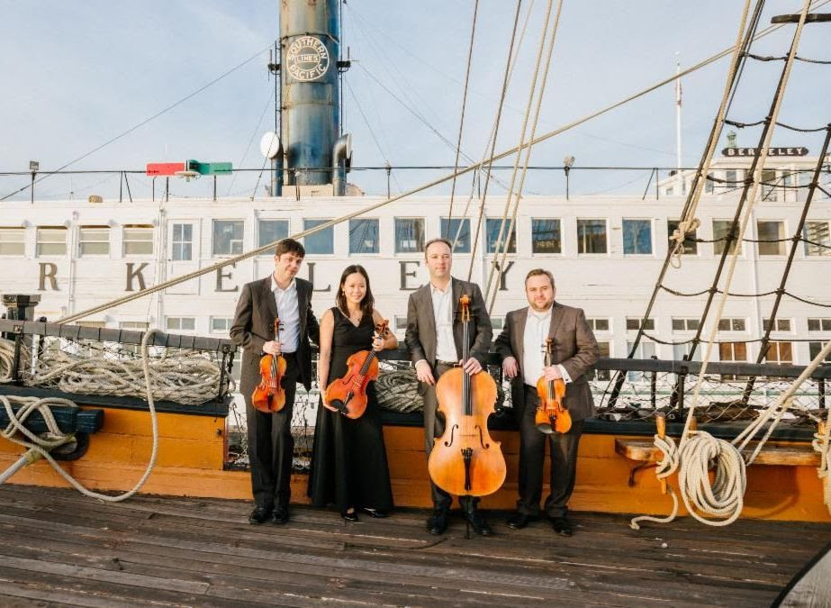 Classical music San Diego Maritime Museum