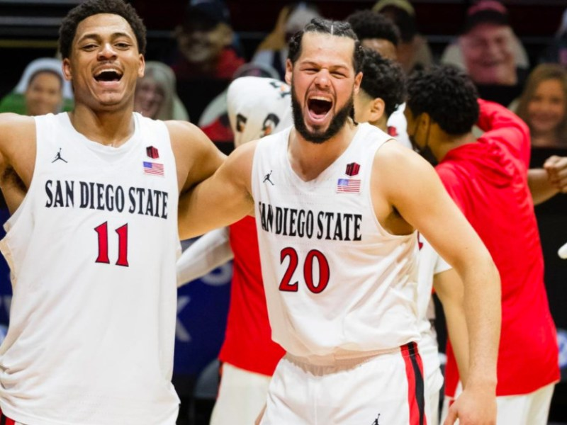 NCAA Mountain West SDSU