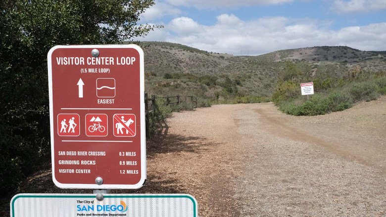 Mission Trails Regional Park encompasses more than 8,000 acres of both natural and developed recreational areas.