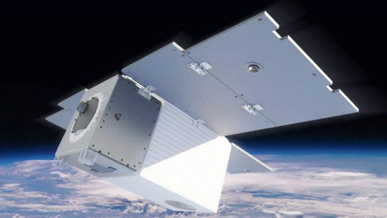 Carbon Mapper spacecraft