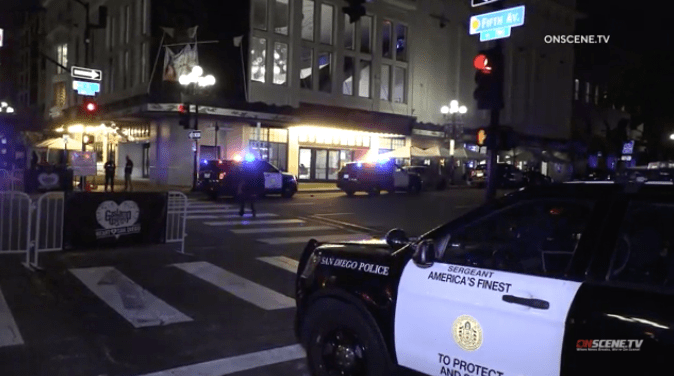 Gaslamp Shootings