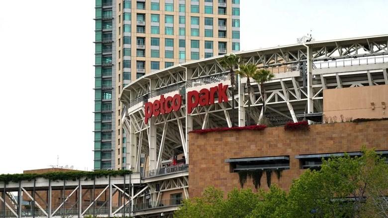 Petco Park. Photo by Chris Stone