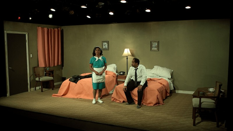 "A scene from ""The Mountaintop"""