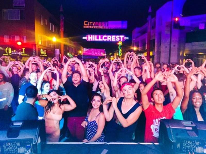 Street festivals Community Hillcrest