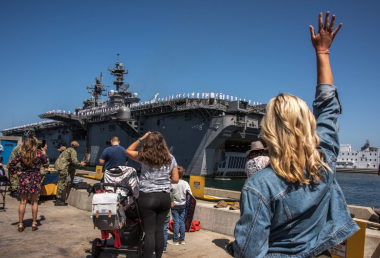 U.S. Navy Naval Base San Diego
