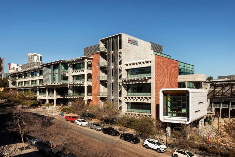 Arts and Humanities Building