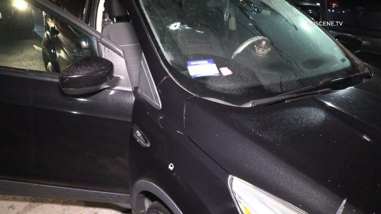 Carjacking vehicle