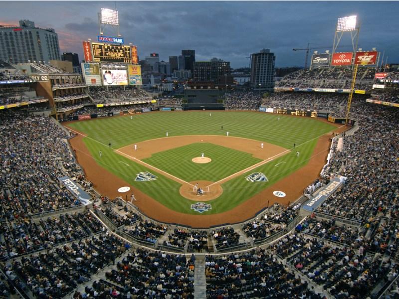 Pandemic Ballparks Padres