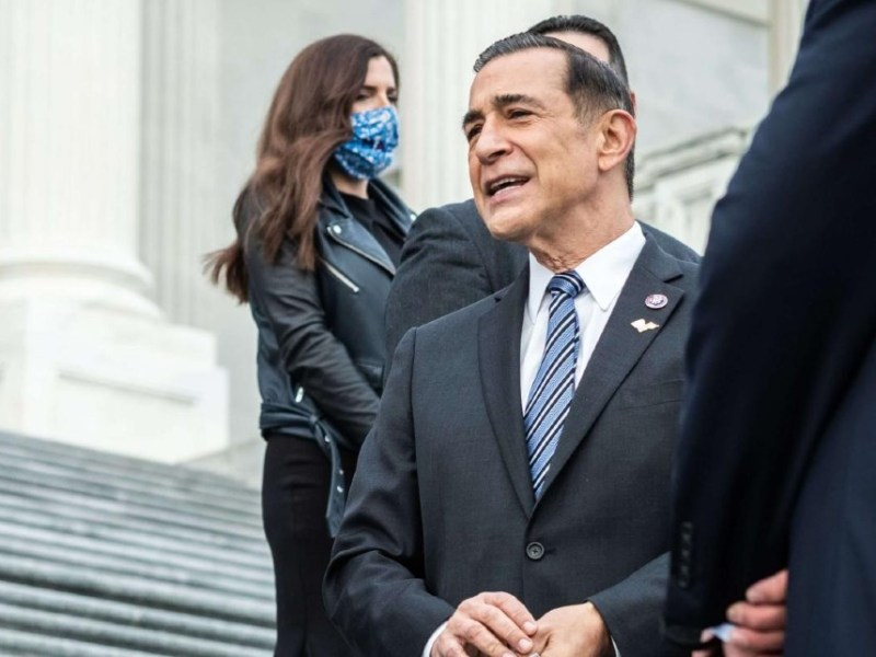 Rep. Issa at the Capitol