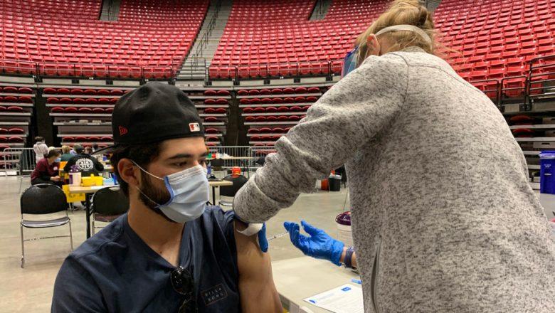 Vaccination at SDSU