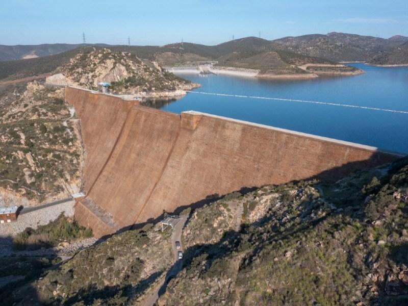 San Vicente Dam