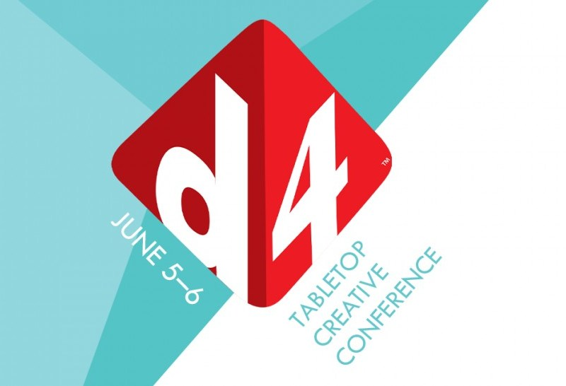d4 gaming conference logo
