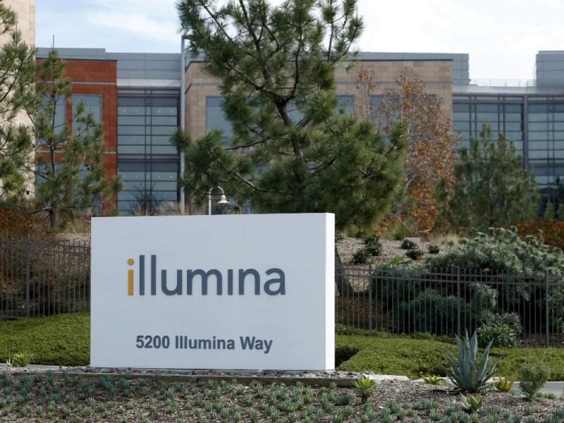 Illumina campus in San Diego