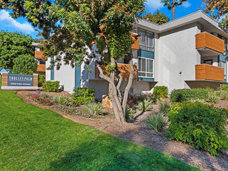 CBRE La Mesa Real estate