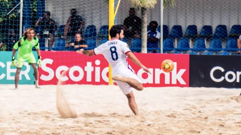 пляжный футбол футбол