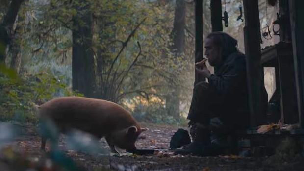 "Scene from ""Pig"""