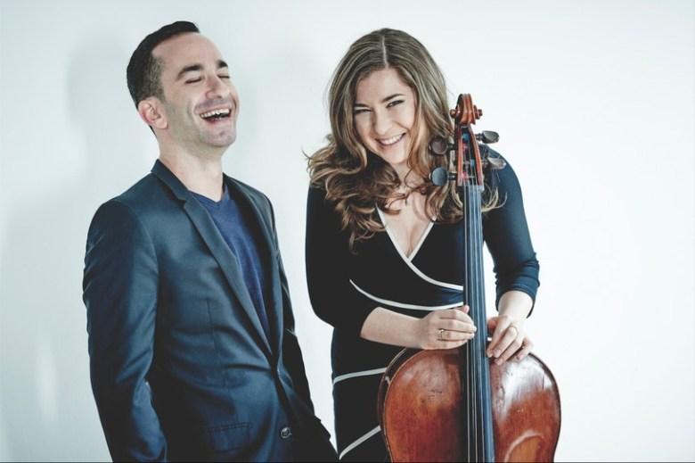 Inon Barnatan and Alicia Weilerstein