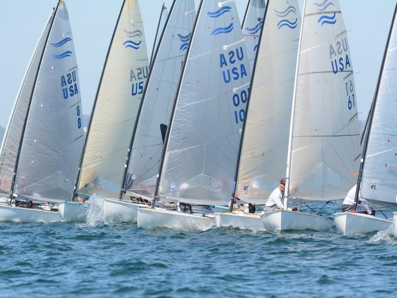 San Diego Bay Regattas Yachts
