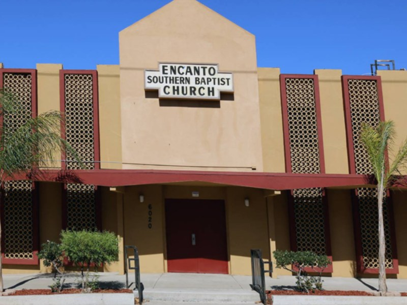 San DIego churches Southeast