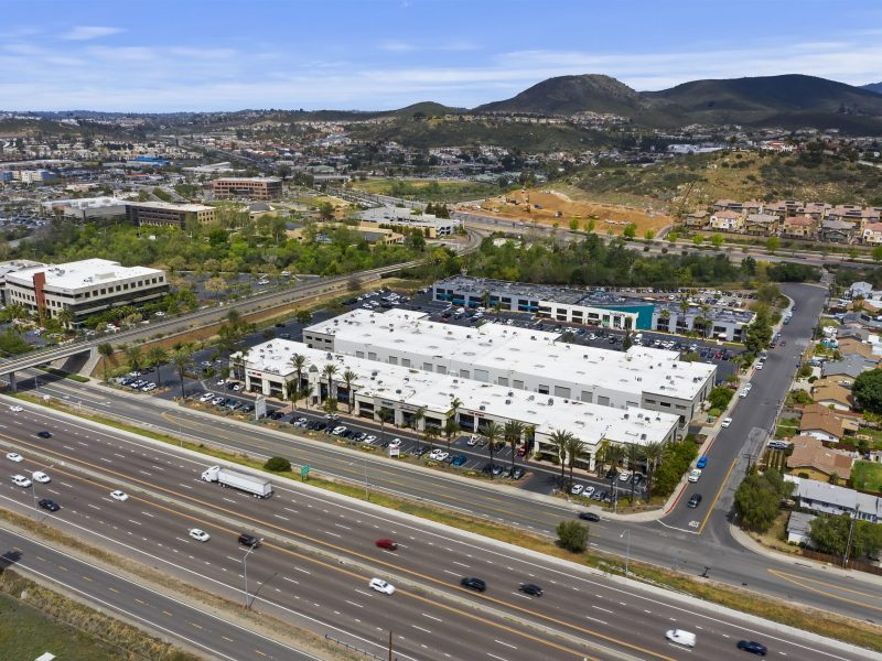 Commercial real estate North County