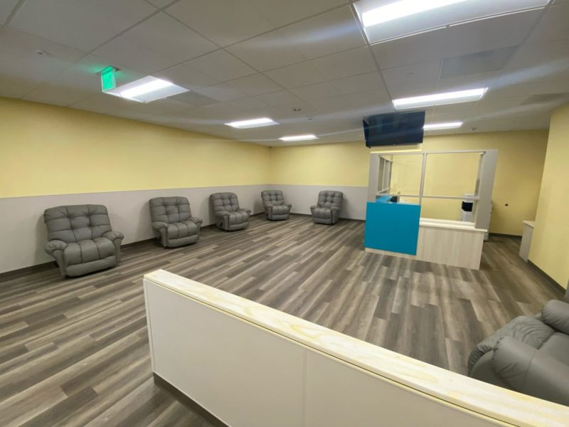 San Diego County mental health