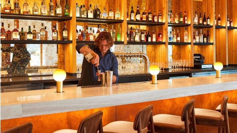 Bartender at Callie Restaurant