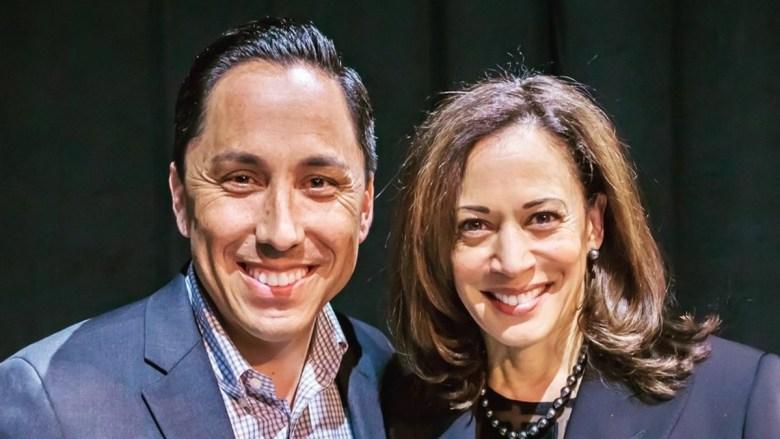 Gloria and Harris