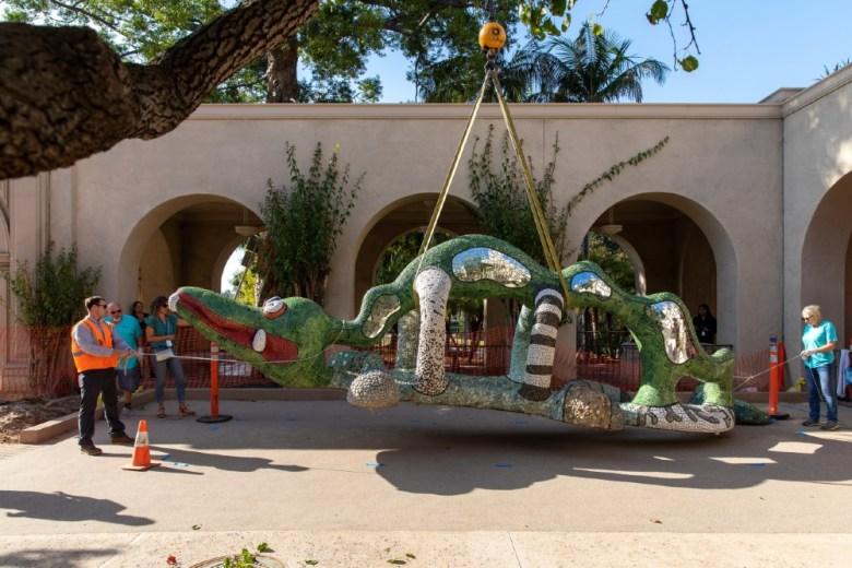 Nikigator returns to Balboa Park