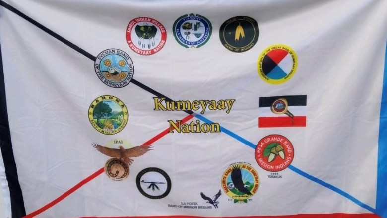 Kumeyaay flag
