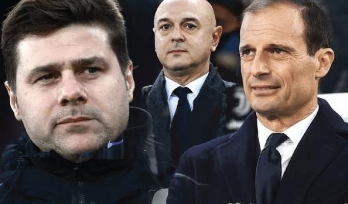Tottenham plot Massimiliano Allegri swap as Juventus chase Mauricio Pochettino – EXCLUSIVE