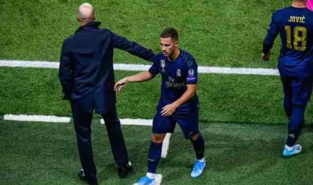 Eden Hazard was wrong to leave Chelsea for Real Madrid