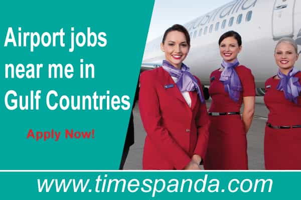 Airport Jobs Near Me