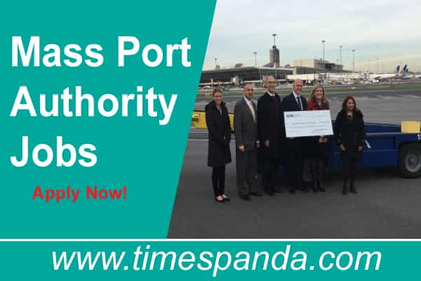 Mass Port Authority Jobs