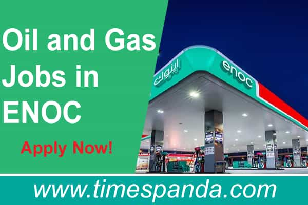 Oil and Gas Jobs in ENOC