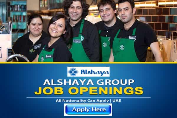 Alshaya Careers starbucks