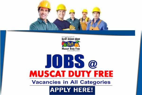 Jobs in Muscat for Female