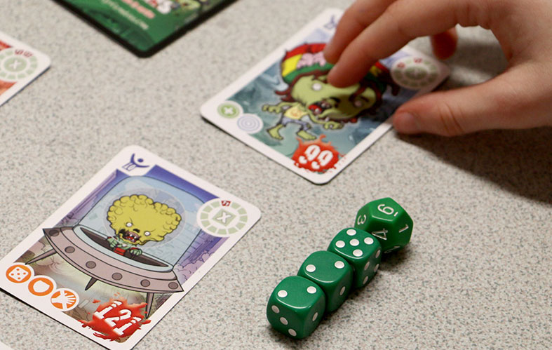 A maths games that rewards players as their maths skills improve