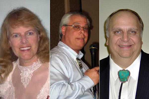 Three Fabulous Callers